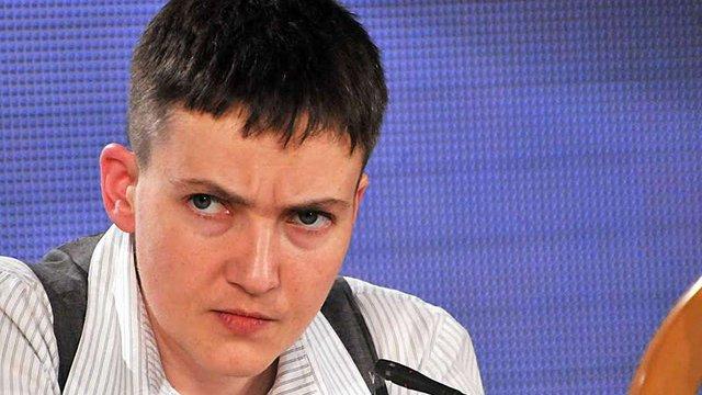 СБУ допитала Надію Савченко, як свідка в рамках справи про сепаратизм