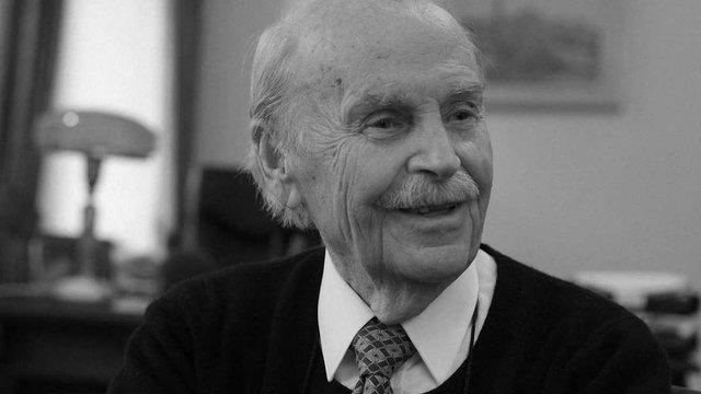 Прах Богдана Гаврилишина після кремації відвезуть у Женеву