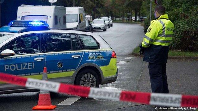 Німецька поліція затримала 13 росіян під час проведення антитерористичної операції