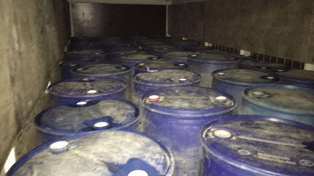 У Луцьку СБУ вилучила 18 тонн спирту без документів