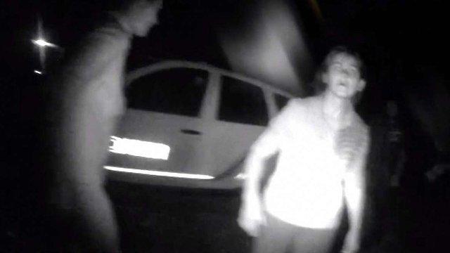 На Львівщині родичі п'яного водія-підлітка напали з палицями на патрульних