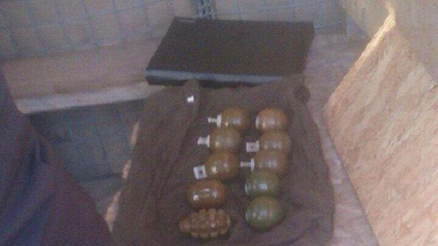 На Дніпропетровщині затримали двох львів'янок з гранатами