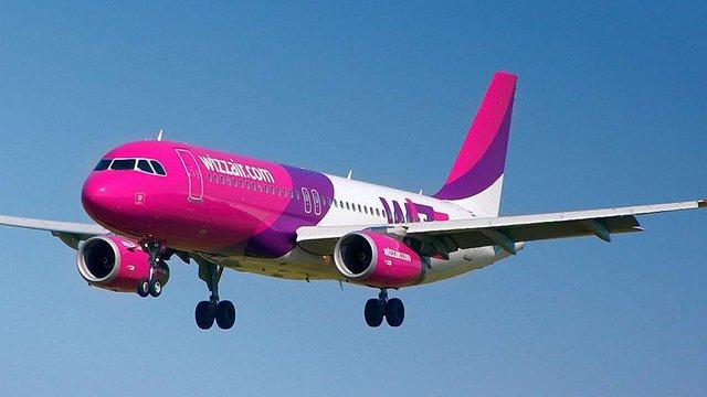 Wizz Air відкриє авіарейс з Києва до Варшави у липні наступного року
