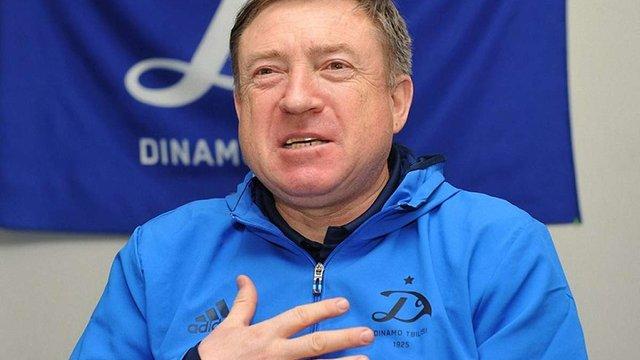 Український тренер очолив тбіліський клуб «Динамо»
