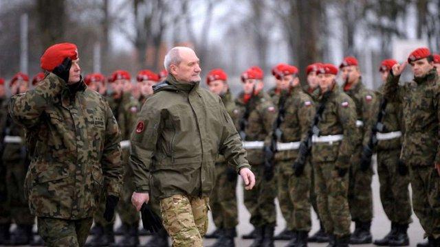Уряд Польщі затвердив законопроект про створення військ територіальної оборони