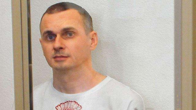 З'їзд НСКУ прийняв резолюцію з вимогою звільнити Олега Сенцов
