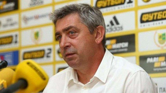 Суд зобов'язав екс-тренера «Говерли» виплатити клубу ₴4 млн за розірвання контракту