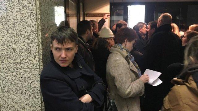 Новіков розповів, як Надія Савченко потрапила до Росії