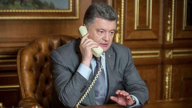 Петро Порошенко обговорив з прем'єром Нідерландів розблокування асоціації Україна-ЄС