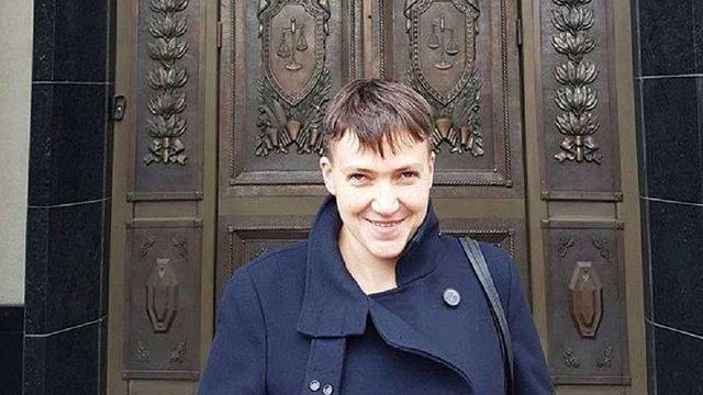 У Раді запропонували позбавити Надію Савченко доступу до держтаємниці через візит в РФ