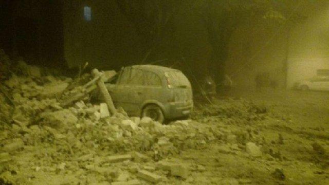 Центральна Італія зазнала значних руйнувань внаслідок трьох землетрусів
