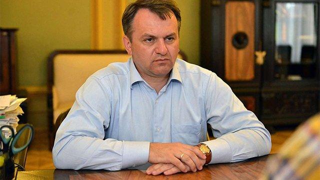 Голова ЛОДА Олег Синютка задекларував ₴4 млн готівки