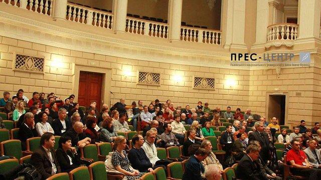 У львівському університеті вперше відбувся світовий з'їзд математиків