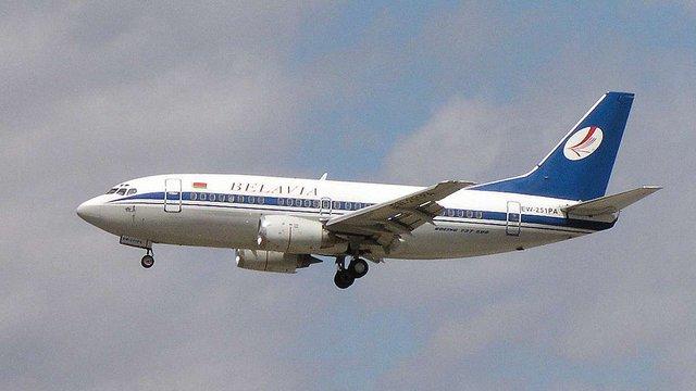 МЗС Білорусі заявило про докази, що екіпажу Belavia у Києві погрожували бойовою авіацією