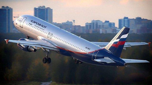 Україна оштрафувала російські авіакомпанії на ₴721 млн за польоти до Криму