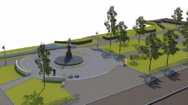 В п'ятницю у Львові встановлять пам'ятник Богдану-Ігорю Антоничу