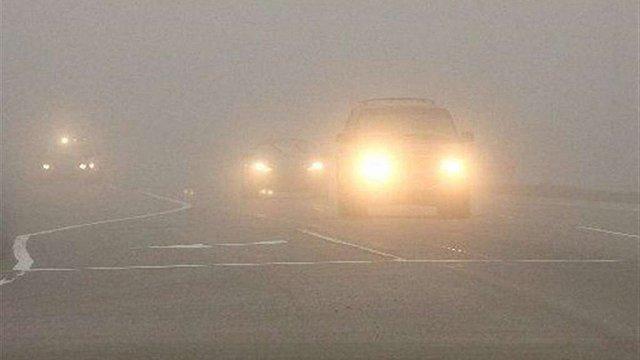 Завтра на Львівщині прогнозують туман та приморозки