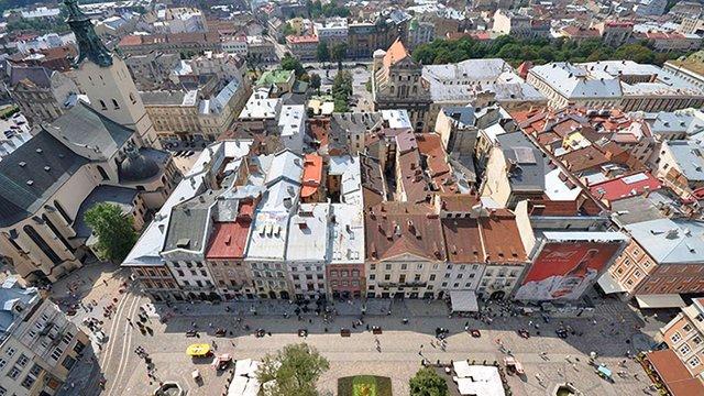 Близько сотні унікальних будівель у Львові можуть втратити статус пам'яток архітектури