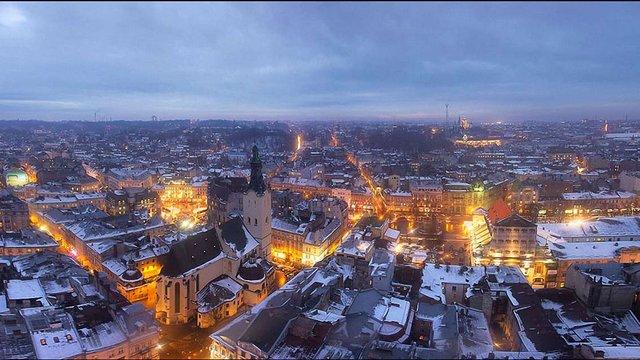 У голосуванні за «розумний» мікрорайон Львова визначився лідер