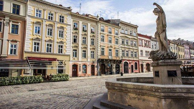 Львів обігнав Київ у рейтингу найкомфортніших міст