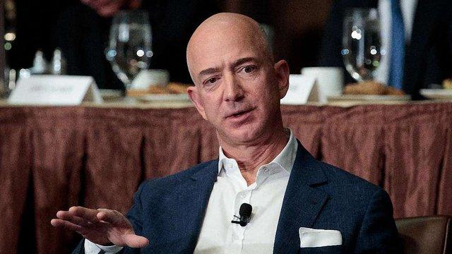 Генеральний директор компанії Amazon втратив більше $3 млрд за годину