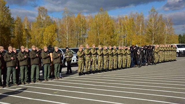 Бойовий загін КОРД прибув до зони АТО у Донецькій області