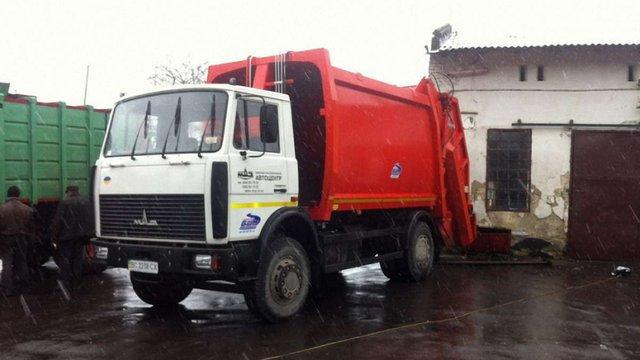 Унаслідок нещасного випадку загинув працівник «Львівспецкомунтрансу»