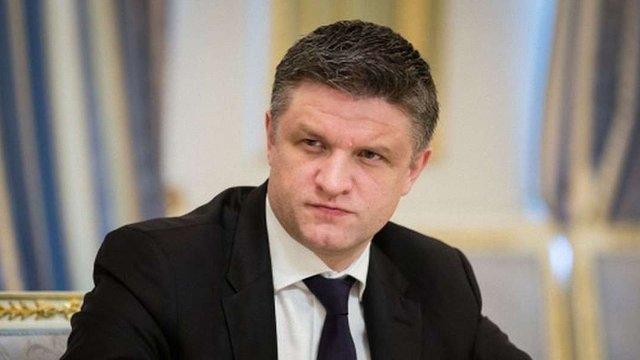 Заступник голови АП Дмитро Шимків задекларував три квартири і акції Microsoft