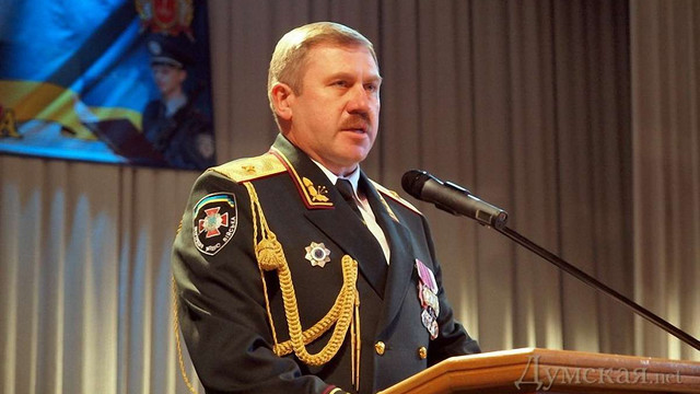 Командувач Нацгвардії має службову квартиру у Львові і землю у Раковці
