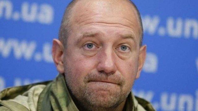 Колишній комбат «Айдару» Сергій Мельничук задекларував ₴1 трлн готівки