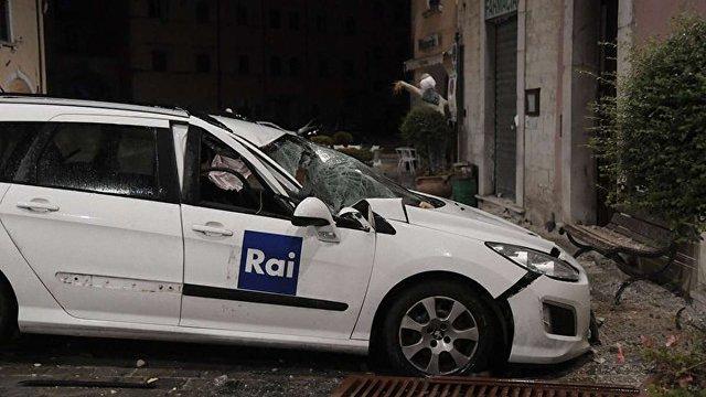 Центральну Італію сколихнув новий потужний землетрус