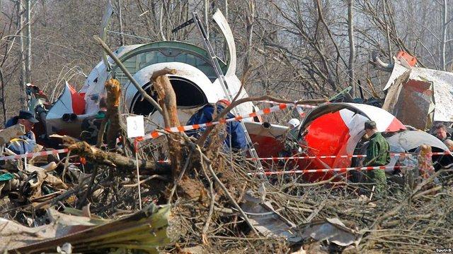 Польські ЗМІ запідозрили ФСБ Росії в причетності до Смоленської катастрофи
