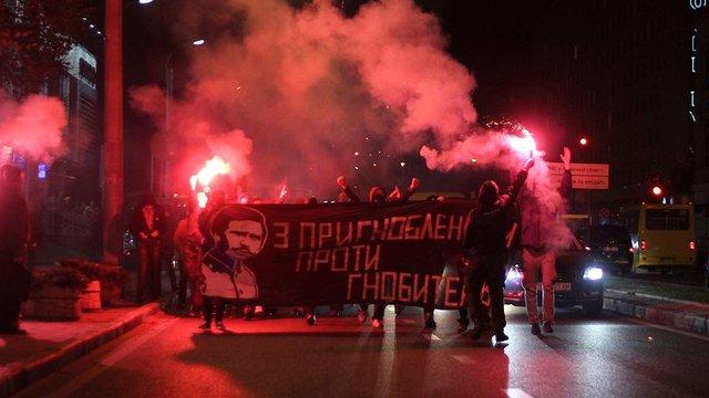 Львівські ліворадикали анонсували вуличний марш на честь Нестора Махна