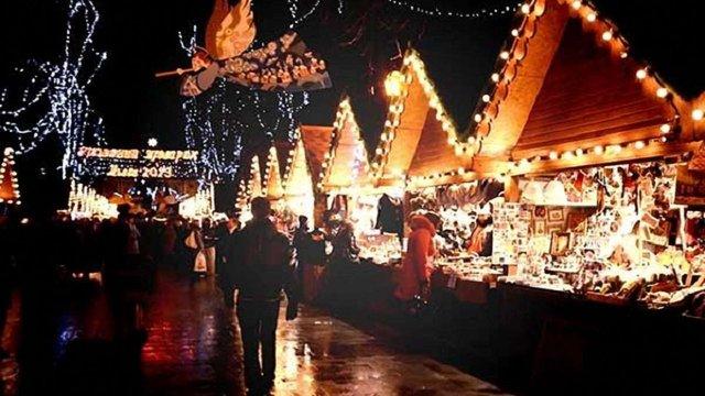 Різдвяний ярмарок у Львові відкриється 10 грудня