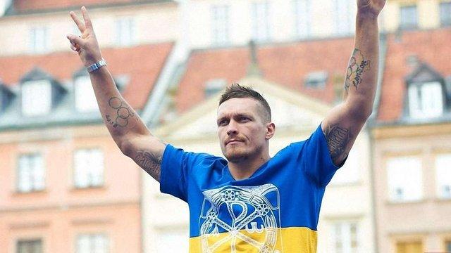 Олександр Усик підтвердив, що його наступний бій відбудеться 17 грудня