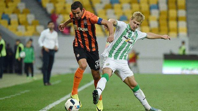 «Шахтар» проведе домашній матч з «Карпатами» у Харкові