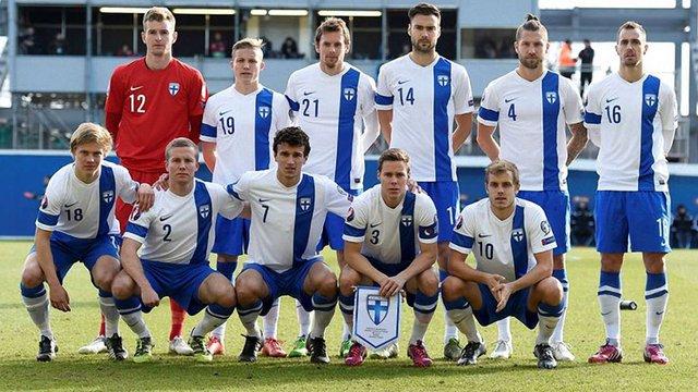 Збірна Фінляндії оголосила склад на матч відбору ЧС-2018 проти України