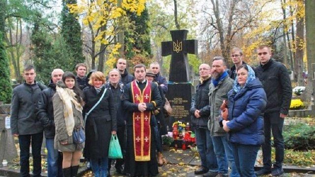 У Варшаві вшанували пам'ять воїнів УНР, похованих на Вольському цвинтарі