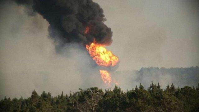 В американському штаті Алабама через вибух на газопроводі оголосили надзвичайний стан