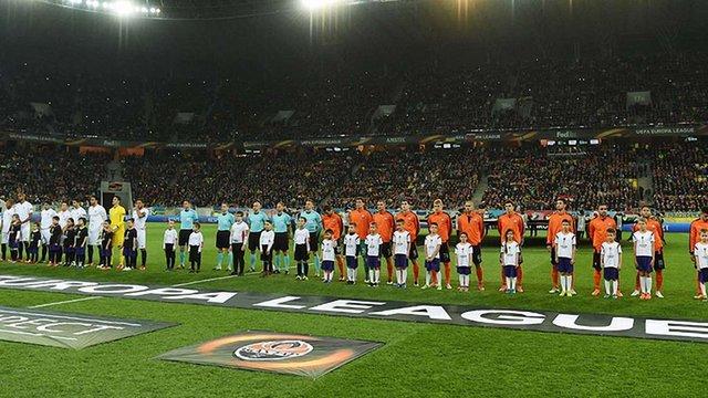 Українські клуби заробили майже €54 млн у минулому сезоні єврокубків