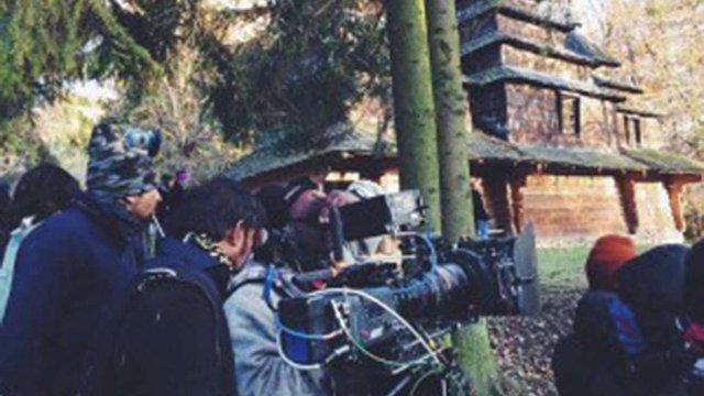 Перші в Україні зйомки індійського фільму відбуваються у Львові