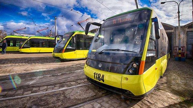 У день запуску трамвая на Сихів серед пасажирів проведуть лотерею