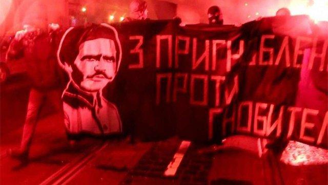 Мерія Львова звернулася до суду через вуличний марш ліворадикалів