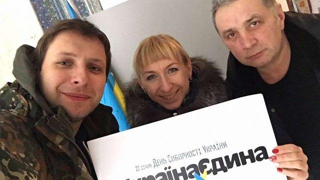 Сестра Парасюка пройшла перший етап відбору до патрульної поліції Києва