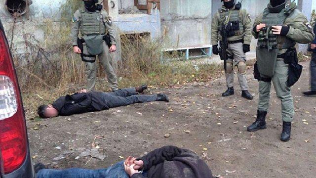Викрадену в центрі Одеси жінку правоохоронці звільнили в Київській області