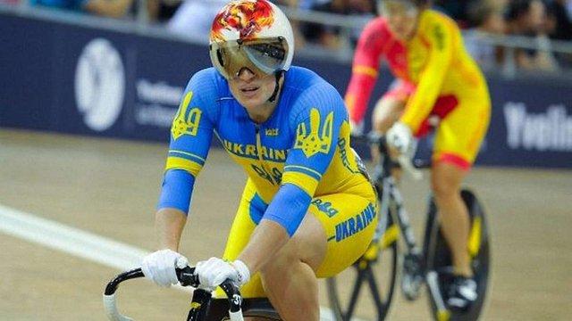 Українці здобули дві медалі на Кубку світу з велотреку у Шотландії