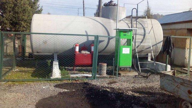 На Закарпатті ДФС вилучили близько 9 тис. л пального через несплату податків