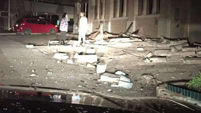 У США стався землетрус амплітудою 5 балів
