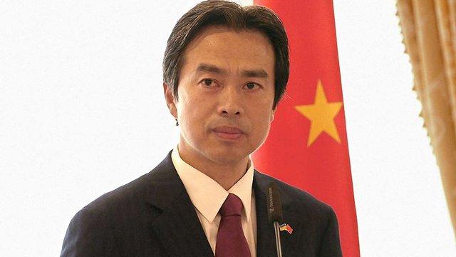 Китай запропонував Україні створити зону вільної торгівлі
