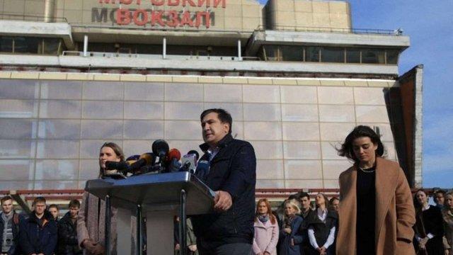 Михаїл Саакашвілі подав у відставку з посади голови Одеської ОДА